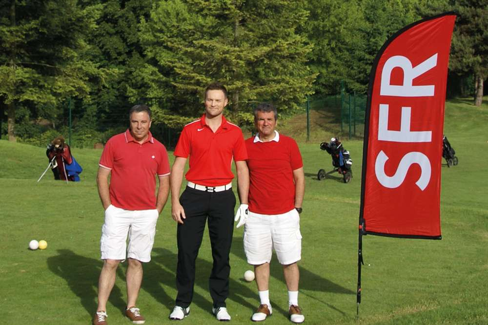 SFR Business Golf Days