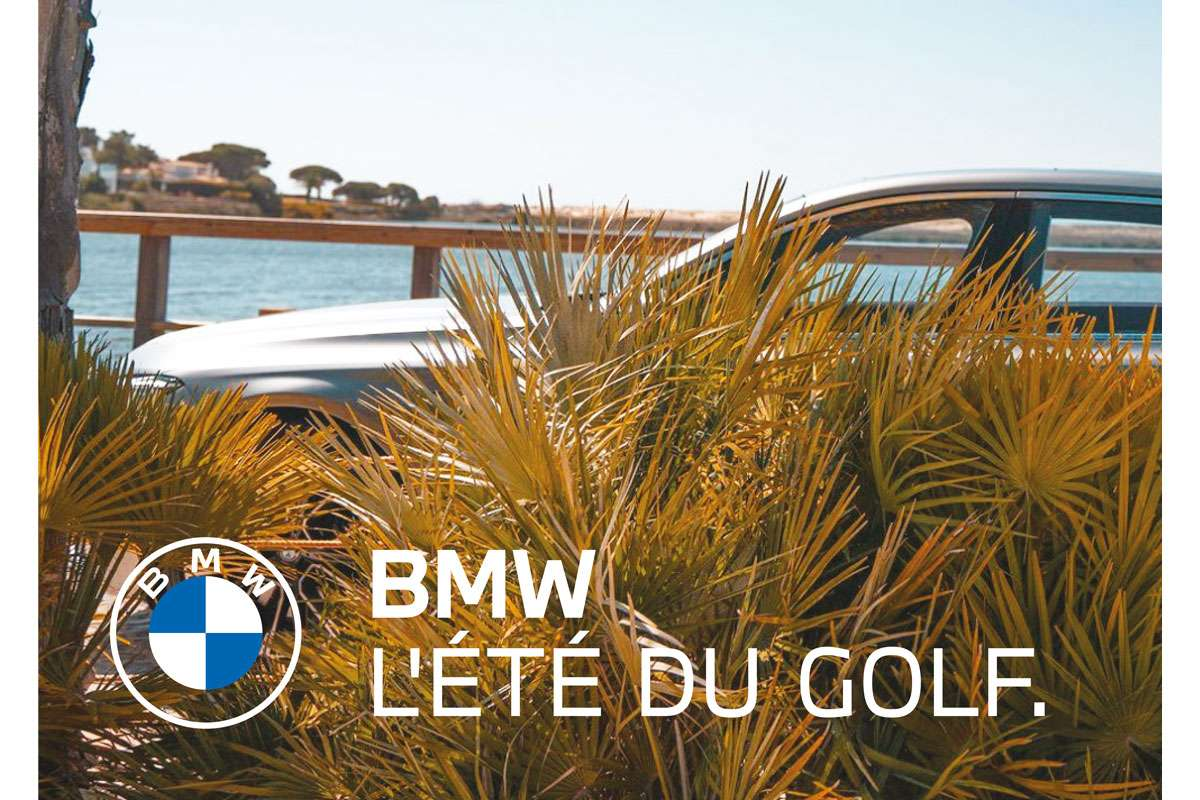 L'été du Golf BMW