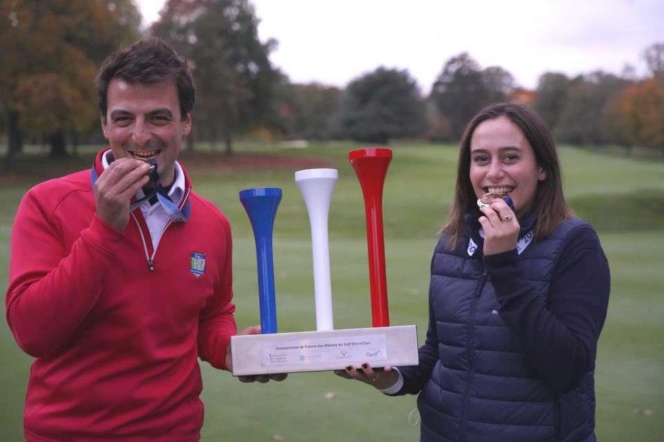 Championnat de France des métiers du golf Ora e-Cars