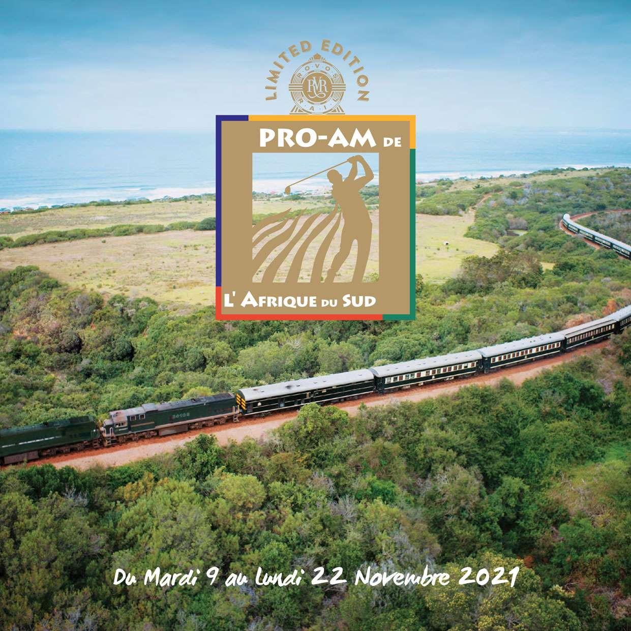Pro-Am de l'Afrique du Sud - Limited Edition